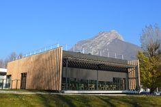 Prix national de la construction bois - Panorama - Restaurant entreprise CEA H1