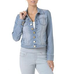 Jag Jeans Womens Petite Savannah Denim Jacket Vintage Blue SmallPetite >>> You can get additional details at the image link.(This is an Amazon affiliate link)