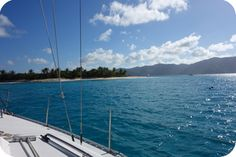 NEW Conch Charters Trip Review! Sailing the BVI sand cay