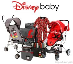 Adorable (and affordable) Disney Baby Gear - Perfect for a Disney Vacation!