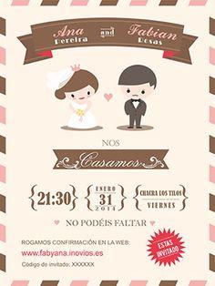 Tu web de boda y gestión de invitados en un click