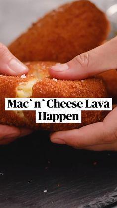 Cheesy Recipes, Creative Food, Food Hacks, Food Videos, Food Inspiration, Love Food, Food Porn, Dessert Recipes, Food And Drink