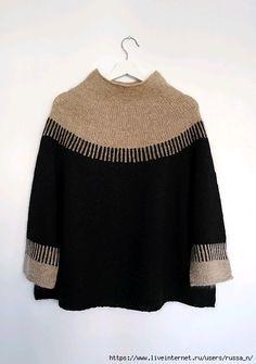 Cedar Point - Cedar Point Ravelry: Cedar Point pattern by Espace Tricot Sweater Knitting Patterns, Lace Knitting, Crochet Shawl, Knitting Stitches, Knit Crochet, Knitting Sweaters, Crochet Tops, Simple Knitting, Ravelry Crochet