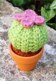 Ravelry: Succulent plant pattern by Sabrina Boscolo