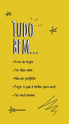 New wallpaper frases portugues ideas The Words, Motivational Phrases, Inspirational Quotes, Tumblr Love, Story Instagram, Love Languages, Self Esteem, Sentences, Love You