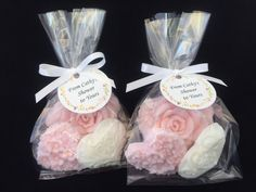Diy Crafts - Rose and Heart Soap Favors - Set of 10 - Bridal Shower Favors - Wedding Soap Favors - Shower Soap Favors - Soap Party Favors Soap Favors, Wedding Shower Favors, Bridal Shower Gifts, Shower Soap, Soap Packaging, Soap Recipes, Home Made Soap, Handmade Soaps, Color