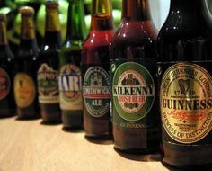 Dublin voted by Frommer's as one of the best cities to drink beer in the world