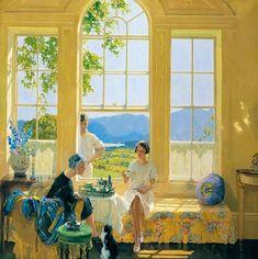 1925. James Durden. Summer in Cumberland.