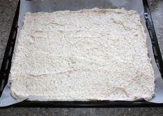 Fantastický mandľový zákusok, recept | Tortyodmamy.sk Cheese, Food, Mascarpone, Essen, Meals, Yemek, Eten