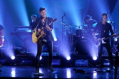 Watch Shawn Mendes Perform 'There's Nothing Holdin' Me Back' on 'Fallon'