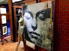 Mosaics Art - Mosaic Wall Art sale and private art commission London.