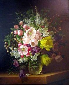 Maria Adelheid Dietrich (1827 – 1891) – Pintora Alemã_8