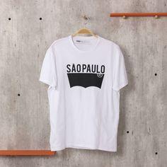camiseta levis branca - camisetas levis