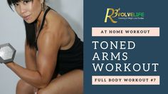 Upper Body Jiggle Be Gone - Toned Arms Workout
