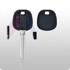 Toyota Transponder Key SHELL - TOY43 Style