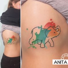 Elefante by Anita