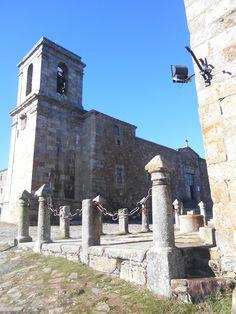 Santuario de Nuestra Señora de la Peña de Francia.