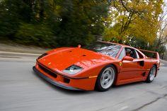 Ferrari F40 - 1987-91