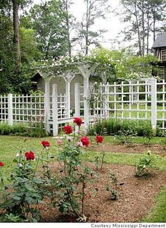 Welty Garden in Belhaven, Jackson Mississippi