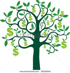 70 best money tree images on pinterest money trees earn money rh pinterest com Stacks of Money Clip Art Raining Money Clip Art