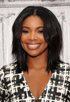 Actress Gabrielle Union attends AOL BUILD Presents Gabrielle Union at AOL Studios In New York on October 14, 2015 in New York City.