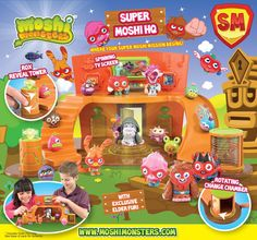 Moshi Monsters Super Moshi HQ Toys, Kids Virtual Worlds Adopted From Moshi Monsters Online Video Game. http://kid-freeliving.com/action-figures-toys/moshi-monsters-super-moshi-hq-toys-kids-virtual-worlds-adopted-from-moshi-monsters-online-video-game/ #MoshiMonsters #MoshiMonstersactionfigurestoy #MoshiMonstersSuperMoshiHQtoys #MoshiMonsterstoys #MoshiMonsterstoys