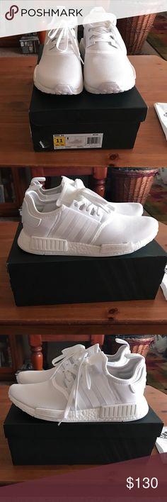 Adidas NMD XR1 zapatos color: Vintage blanco nunca usado antes y