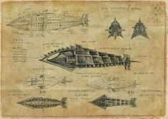 i redesigned Jules Verne's Nautilus for a school project, from the original description of it in the novel.