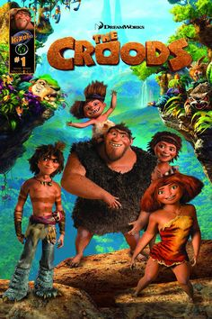 pitures of movies | Sensory Friendly Movie: The Croods - The Arc Howard County