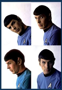 wholockian-trekkie:    chancesandconclusions:    STAR TREK.  SPOCK BEING CUTE AND COY.    BRB CRYING BECAUSE OF PERFECTION