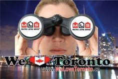MLS * SEARCH * FAST * MLS * SEARCH * COMPLETE * MLS * SEARCH - City of Toronto Real Estate Services - WeLoveToronto.ca