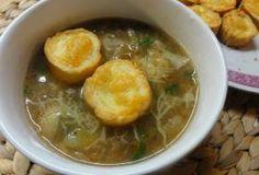 Jak uvařit polévku cibulačku | recept