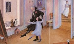 A life in pictures: Angela Barrett