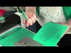Hot Foiling with Card Demo Create And Craft, Letterpress, Projects To Try, Card Making, Die Cutting, Paper Crafts, Lettering, Hot, Youtube