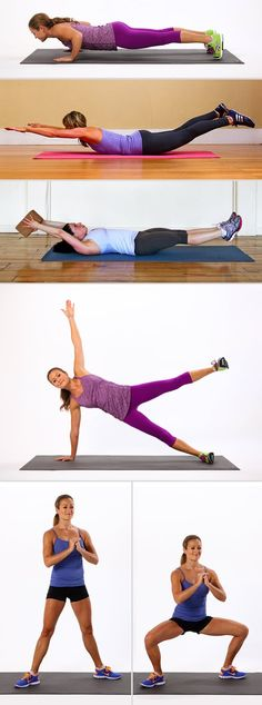 A 5-Minute Workout Even Busy Girls Can Make Time For