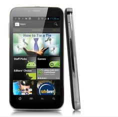 "Android 4.0 Phone ""Elysium"" - 4.3 Inch Display, Dual Core CPU, GPS, Dual SIM =====> The ""Elysium"" is powered by the new generation of MT6577 Chipsets featuring a dual core 1GHz CPU and 512MB of RAM. The raw power of the ""Elysium"" mixed with the best of what Android 4.0 has to offer, gives you an incredible experience, making multitasking a breeze when gaming, surfing the web and watching online videos!"