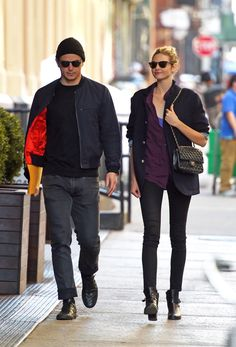 15 Celebrity Couples That Like to Dress Alike  - ELLE.com