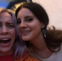 Lana Del Rey and Billie Eilish