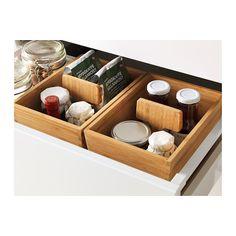 VARIERA Box with handle  - IKEA - $15.99