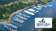 Maple Bay Marina – Located in the quaint town of Ladysmith, this marina is well located but has only a 55 ton travel lift. http://www.maplebaymarina.com/