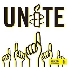 #UNITE  Amnistía Internacional es el movimiento mas grande del mundo en defensa a los derechos humanos, queremos seguir creciendo y solo se podrá con tu ayuda.  UNITE: amnesty.org.py/unite/