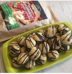 Vegán csokikrémes tallérok Szafi Free univerzális lisztkeverékből (gluténmentes, tejmentes, tojásmentes, szójamentes, hozzáadott cukortól mentes) – Éhezésmentes karcsúság Szafival Free, Vegan, Vegans