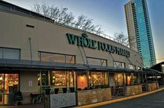 so excited about our new whole foods ... finally, a (wonderful!) grocery close to home!