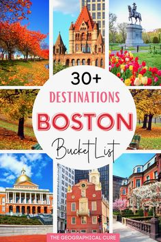 Looking for the best things to do and see in Boston? Here's my guide to the must visit historic landmarks and attractions in Boston, for your Boston bucket list. The country's oldest city, Boston is steeped in American history. It's one of the best and most beautiful cities in the United States. With this Boston travel guide and itinerary, you'll discover the most famous sites, world class museums, best destinations, and some hidden gems in Boston. Boston Itineraries | New England…