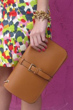 Vintage 3Way Fold Over Clutch by: Oasap