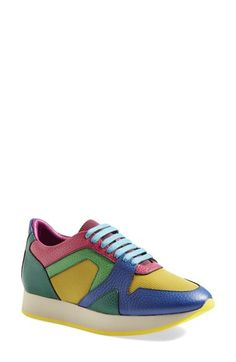 Burberry 'Fields' Sneaker (Women) available at #Nordstrom