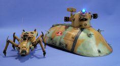 1/20 Heavy Armored Nutrocker & Sturmkäfer