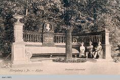 Кенигсберг, Luisen-Памятник