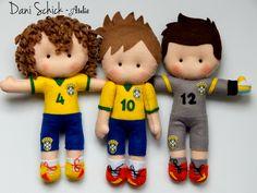 David - Neymar - Júlio