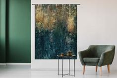 Urban Cotton wandkleed The Garden in categories Wandkleden Urban Cotton / Schilderijen & wanddecoraties Large Canvas, Garden S, My House, Wall Decor, Wall Art, New Homes, Tapestry, Curtains, Urban